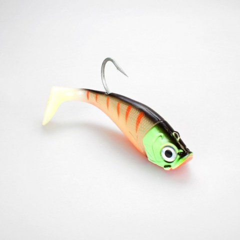 Sea fishing soft plastic lures :: Saltwater Jig Shad, 20 0