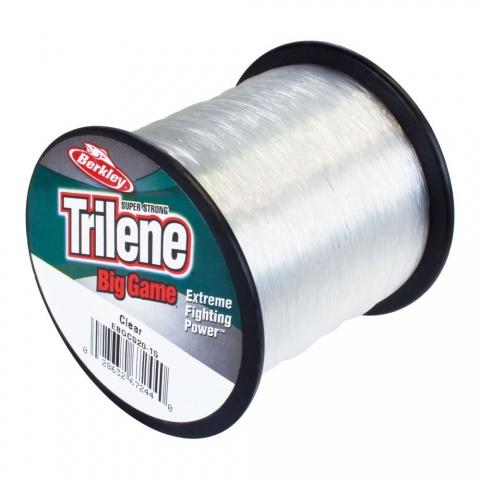Berkley/Trilene Big Game 1//4 lb Spule 0,30mm 1000m Clear